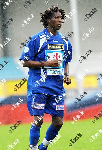 2011-07-16 / Voetbal / seizoen 2011-2012 / KV Turnhout / Djibril Ndiaye..Foto: mpics