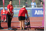 IPC European Athletics Championship 2014<br /> Swansea University<br /> 19.08.14<br /> ©Steve Pope-SPORTINGWALES