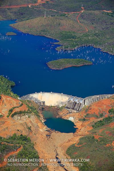 Barrage de Yaté