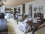 Hemingway's living room