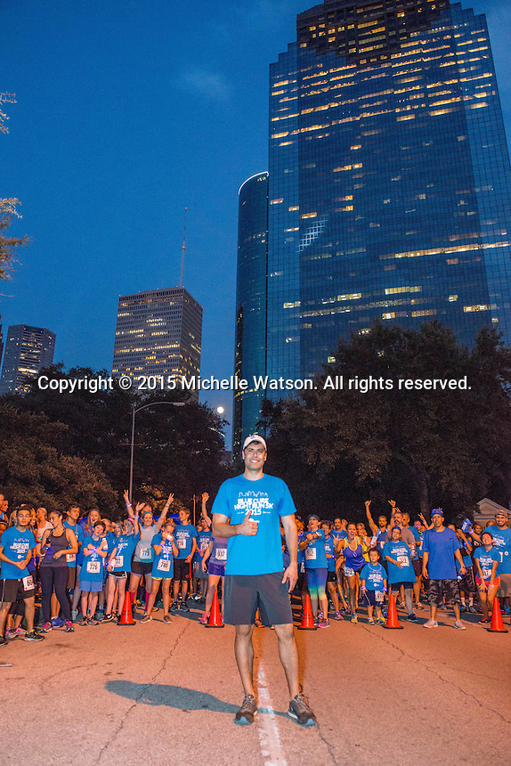 Blue Cure Night Run