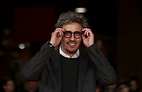 "L'attore e regista italiano Pierfrancesco Diliberto posa  durante il red carpet per la presentazione del film ""Motherless Brooklyn"" alla 14^ Festa del Cinema di Roma all'Aufditorium Parco della Musica di Roma, 17 ottobre 2019.<br /> L'attore e regista Pierfrancesco Diliberto poses during the red carpetl to present the movie ""Motherless Brooklyn"" during the 14^ Rome Film Fest at Rome's Auditorium, on 17 october 2019.<br /> UPDATE IMAGES PRESS/Isabella Bonotto"