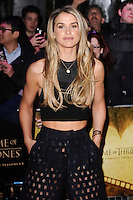 Vogue Williams<br /> at the &quot;Game of Thrones Hardhome&quot; gala screening, Empire, Leicester Square London<br /> <br /> <br /> &copy;Ash Knotek  D3098 12/03/2016