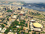Aerial Photographs of Mobile Alabama