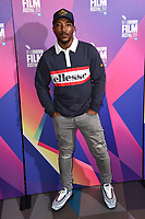 "Ashley Walters<br /> arriving for the London Film Festival 2017 screening of ""Jane"" at Picturehouse Central, London<br /> <br /> <br /> ©Ash Knotek  D3334  13/10/2017"