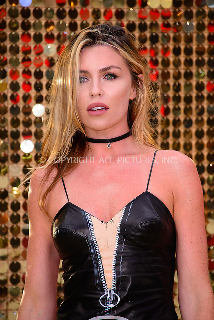 www.acepixs.com<br /> <br /> June 29 2016, London<br /> <br /> Abbey Clancy arriving at the World Premiere of 'Absolutely Fabulous: The Movie' at the Odeon Leicester Square on June 29, 2016 in London, England<br /> <br /> By Line: Famous/ACE Pictures<br /> <br /> <br /> ACE Pictures Inc<br /> Tel: 6467670430<br /> Email: info@acepixs.com<br /> www.acepixs.com