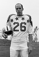 Garney Henley 1970 Canadian Football League Allstar team. Copyright photograph Ted Grant