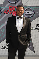 LOS ANGELES, CA - JUNE 26: Anthony Anderson at the 2016 BET Awards at the Microsoft Theater on June 26, 2016 in Los Angeles, California. Credit: David Edwards/MediaPunch