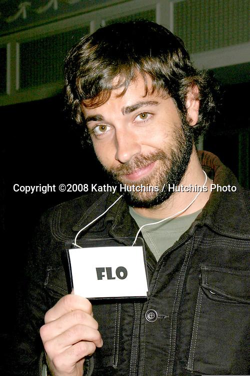Zachary Levi.Anchor Bay Casino Night.Santa Monica, CA.January 6, 2008.©2008 Kathy Hutchins / Hutchins Photo...