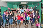 18th Bithrday Bash : Karina Holly, Listowel celebrating her 18th birthday with family & friends at the Kingdom Bar, Listowel on Saturday night last.