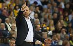 10.02.2018, EWE Arena, Oldenburg, GER, BBL, EWE Baskets Oldenburg vs Rockets Erfurt, im Bild<br /> in Aktion....<br /> <br /> Ivan PAVIC (Rockets Erfurt  #Headcoach)<br /> Foto &copy; nordphoto / Rojahn