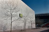 The Pathé Arena cinema on the De Corridor avenue in Amsterdam (Holland, 17/04/2011)
