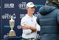 Brandon Stone (RSA) has got the X-Factor winning the Final Round of the ASI Scottish Open 2018, at Gullane, East Lothian, Scotland.  15/07/2018. Picture: David Lloyd | Golffile.<br /> <br /> Images must display mandatory copyright credit - (Copyright: David Lloyd | Golffile).