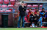 S&ouml;dert&auml;lje 2014-05-18 Fotboll Superettan Syrianska FC - Hammarby IF :  <br /> Syrianskas tr&auml;nare Zvezdan Milosevic ser nedst&auml;md ut<br /> (Foto: Kenta J&ouml;nsson) Nyckelord:  Syrianska SFC S&ouml;dert&auml;lje Fotbollsarena Hammarby HIF Bajen depp besviken besvikelse sorg ledsen deppig nedst&auml;md uppgiven sad disappointment disappointed dejected