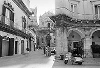 - Apulia, the medieval old town of Martina Franca (Taranto), Plebiscito square<br /> <br /> - Puglia, il centro storico medioevale di Martina Franca (Taranto), piazza del Plebiscito