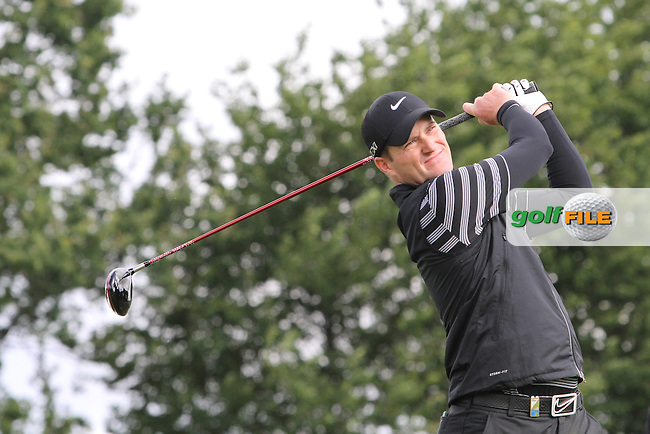 Mark Warren (SCO) on the 4th on Day 2 of the Alstom Open de France at Golf National,  Saint-Quentin-En-Yvelines, Paris, France, 6/7/12...(Photo Jenny Matthews/www.golffile.ie)