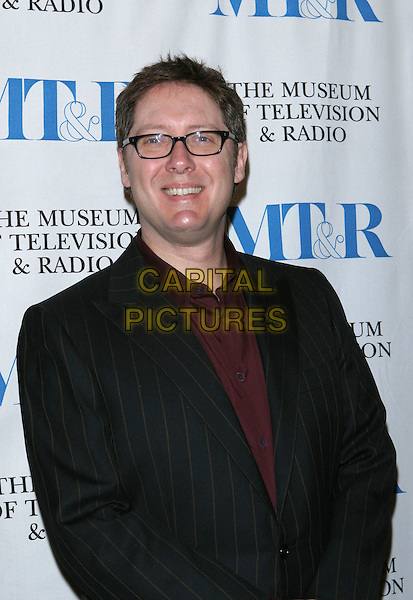 "JAMES SPADER.""Boston Legal"" 22nd Annual William S. Paley Television Festival Presented by the Museum of Television and Radio at the Directors Guild of America Theatre, West Hollywood, California.March 15th, 2005.Photo Credit: Jacqui Wong/AdMedia.half length glasses.www.capitalpictures.com.sales@capitalpictures.com.© Capital Pictures."