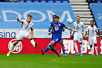 Jake Bidwell of Swansea City in action during the Sky Bet Championship match between Wigan Athletic and Swansea City at The DW Stadium in Wigan, England, UK. Saturday 2 November 2019
