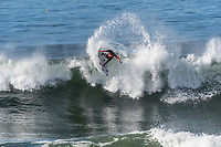 BELLS BEACH, Torquay, Victoria, Australia  (Saturday, March 31, 2018) Filipe Toledo (BRA) - The Rip Curl Pro Bells Beach, Stop No. 2 on the World Surf League (WSL) Championship Tour (CT),  started first thing this morning with the remaining four heats of men&rsquo;s Round 1 and men&rsquo;s Round 2. Women&rsquo;s Round 2 followed with late finish after 7pm. With five-to-eight foot (1.5 - 2.4 metre) waves on offer at Bells Beach, the competition will see a big day of action as the elite field battles to ring the coveted and iconic Bell. <br /> <br /> &ldquo;As predicted, wave heights have increased and conditions are clean, so we have moved back to our primary location of Bells Beach for our second day of competition,&rdquo; said WSL Commissioner. &ldquo;We are going to complete the remaining four heats of men&rsquo;s Round 1 and continue into men&rsquo;s Round 2...  It is going to be a big day of competition here at Bells.&rdquo;<br /> Photo: joliphotos.com