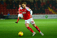 Fleetwood Town's Conor McAleny in action<br /> <br /> Photographer Richard Martin-Roberts/CameraSport<br /> <br /> The EFL Sky Bet League One - Fleetwood Town v Coventry City - Tuesday 27th November 2018 - Highbury Stadium - Fleetwood<br /> <br /> World Copyright &not;&copy; 2018 CameraSport. All rights reserved. 43 Linden Ave. Countesthorpe. Leicester. England. LE8 5PG - Tel: +44 (0) 116 277 4147 - admin@camerasport.com - www.camerasport.com