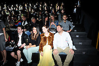 David DelfÌn in Mercedes-Benz Fashion Week Madrid 2013
