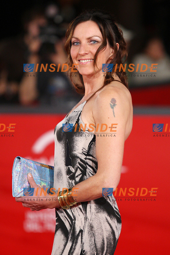 Connie Walther<br /> Third edition of the Rome International film festival<br /> Roma 24/10/2008 <br /> Red Carpet &quot;Schattenwelt&quot; (The Long Shadows)<br /> Photo Antonietta Baldassarre Insidefoto