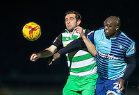 Wycombe Wanderers v Yeovil Town - 14.01.2017