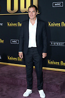 "LOS ANGELES - NOV 14:  Michael Shannon at the ""Knives Out"" Premiere at Village Theater on November 14, 2019 in Westwood, CA"