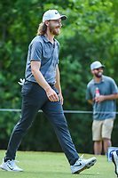 Tommy Fleetwood (ENG) heads down 14 during Round 3 of the Zurich Classic of New Orl, TPC Louisiana, Avondale, Louisiana, USA. 4/28/2018.<br /> Picture: Golffile | Ken Murray<br /> <br /> <br /> All photo usage must carry mandatory copyright credit (&copy; Golffile | Ken Murray)