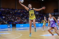 Pulse' Whitney Souness in action during the ANZ Premiership - Pulse v Stars at Te Rauparaha Arena, Porirua, New Zealand on Wednesday 3 April 2019. <br />