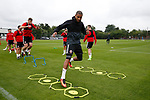 Leon Clarke during the training session at the Shirecliffe Training complex, Sheffield. Picture date: June 27th 2017. Pic credit should read: Simon Bellis/Sportimage