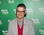 Amanda Bearse attends the Opening Night of 'Party Face' on January 22, 2018 at Robert 2 Restaurant in New York City.