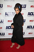 BEVERLY HILLS, CA - DECEMBER 3: Andra Day, at ACLU SoCal's Annual Bill Of Rights Dinner at the Beverly Wilshire Four Seasons Hotel in Beverly Hills, California on December 3, 2017. Credit: Faye Sadou/MediaPunch /NortePhoto.com NORTEPHOTOMEXICO