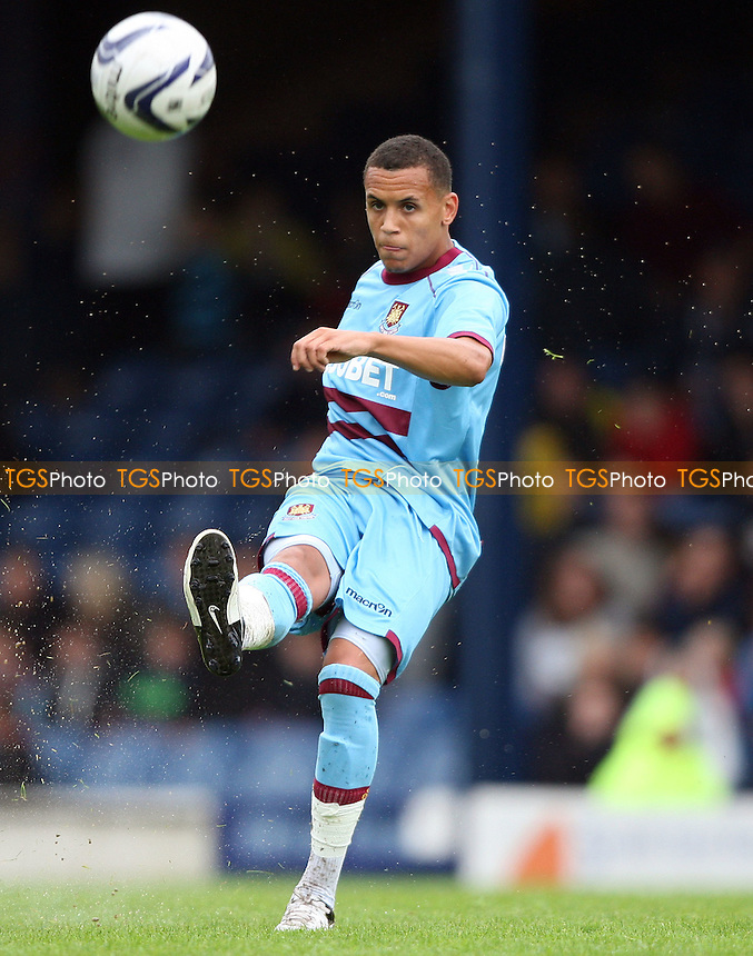 Ravel Morrison of West Ham - Southend United vs West Ham United, Pre-season Friendly at Roots Hall, Southend - 14/07/12 - MANDATORY CREDIT: Rob Newell/TGSPHOTO - Self billing applies where appropriate - 0845 094 6026 - contact@tgsphoto.co.uk - NO UNPAID USE..