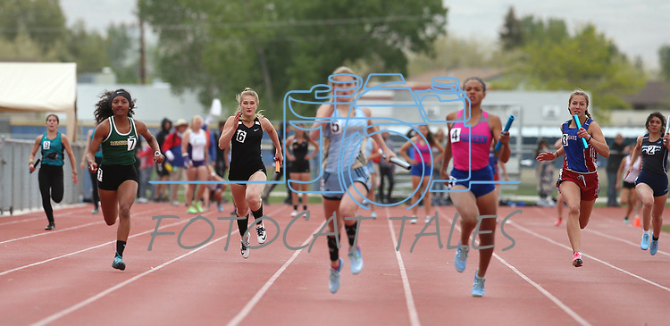 Images from the regional NIAA track &amp; field meet at Carson High School, in Carson City, Nev., on Saturday, May 12, 2018.<br /> Photo by Cathleen Allison/Nevada Momentum