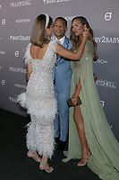 LOS ANGELES - NOV 9:  Jessica Alba, John Legend, Chrissy Teigen at the 2019 Baby2Baby Gala Presented By Paul Mitchell at 3Labs on November 9, 2019 in Culver City, CA