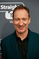 David Thewlis attends the 23rd Annual Critics' Choice Awards at Barker Hangar in Santa Monica, Los Angeles, USA, on 11 January 2018. Photo: Hubert Boesl - NO WIRE SERVICE - Photo: Hubert Boesl/dpa /MediaPunch ***FOR USA ONLY***