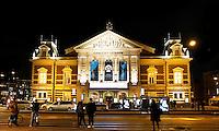 Nederland Amsterdam 2015. Het Concertgebouw aan het Museumplein.  Foto Berlinda van Dam / Hollandse Hoogte