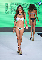 De Lancret Swimwear Fashion Show at Miami Beach International Fashion Week, Miami Beach Convention Center, Miami Beach, FL - March 21, 2012