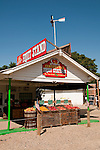Centreville Fruit Station, Roadside produce stand, Centreville; between Fresno and Kings Canyon; California, USA.  Photo copyright Lee Foster.  Photo # california121570
