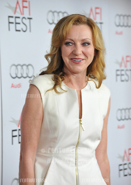 "Julie White at the AFI Fest premiere of her movie ""Lincoln"" at Grauman's Chinese Theatre, Hollywood..November 8, 2012  Los Angeles, CA.Picture: Paul Smith / Featureflash"