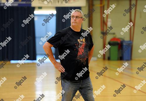 2013-09-10 / Basketbal / seizoen 2013-2014 / Pitzemburg / Ivan Bleyenbergh<br /><br />Foto: Mpics.be