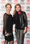 "Cindy Jourdain and Darcy Bussell, former stars of The Royal Ballet attend the world premiere of the film ""Love Tomorrow"" at the 20th Raindance Film Festival, London"