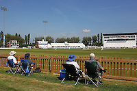 Spectators look on during Derbyshire CCC vs Essex CCC, Specsavers County Championship Division 2 Cricket at the 3aaa County Cricket Ground on 15th August 2016