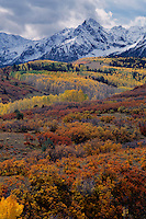 Wolcott Mountain,  Sneffels Range<br />