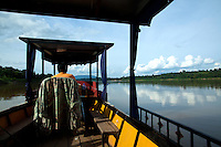 The Mekong River flows for 4350 kilometers from the Tibetan Plateau.  It runs through Yunnan Province in China, Burma, Laos, Thailand, Cambodia and finally Vietnam. The Mekong is the major transport artery through land-locked Laos.
