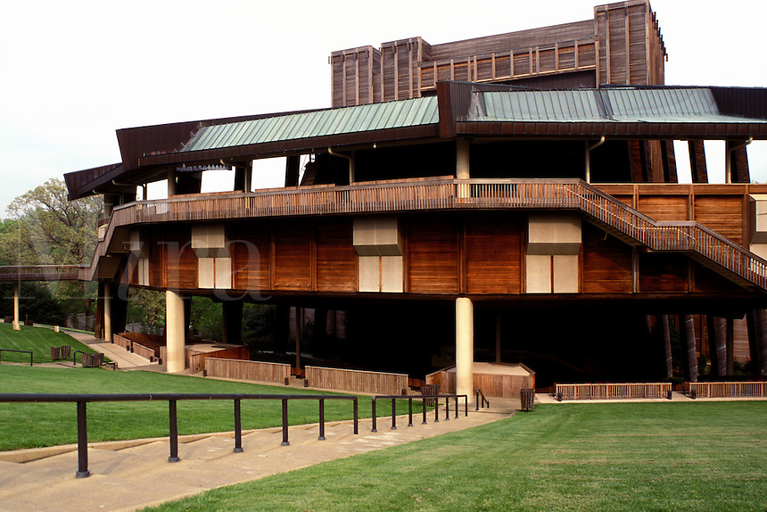 Vienna, Virginia, VA, Wolf Trap Farm Park for the Performing Arts is the only national park dedicated to the performing arts.