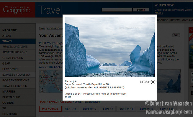Canadian Geographic Travel