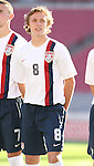 United States' Jared Jeffrey. The United States Men's Under 17 National Team defeated El Salvador's U-17 National Team in an international friendly on Sunday, March 25th, 2007 at Raymond James Stadium in Tampa, Florida.