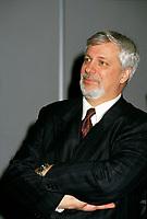 December 1997 File Photo  - Pierre-Marc Johson at SYMPEAU forum on water